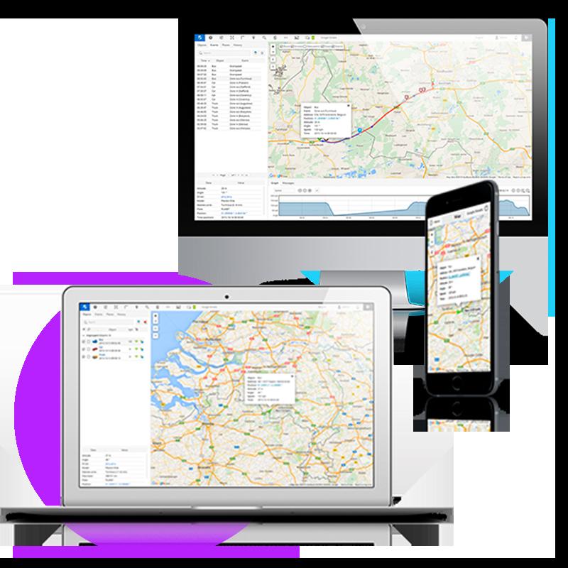 GPS Tracking & Maps